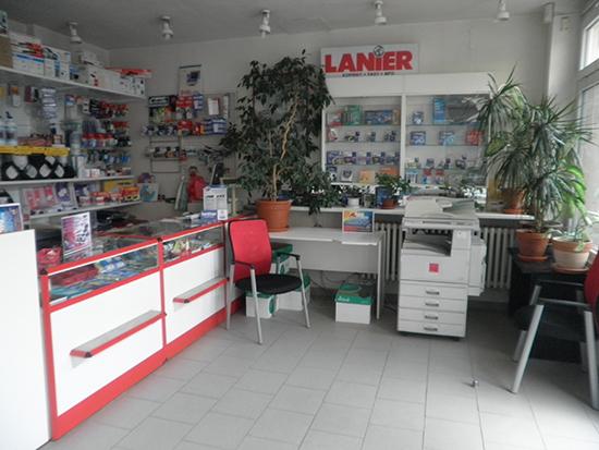 Kopírovací centrum Praha 13 nabízí i prodej a servis kancelářské techniky
