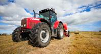 financování zemědělských strojů
