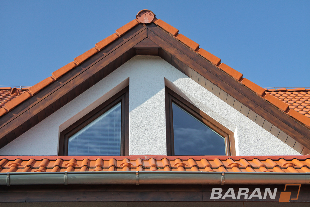 Naše dřevěná okna vám poskytnou vysoký komfort bydlení.