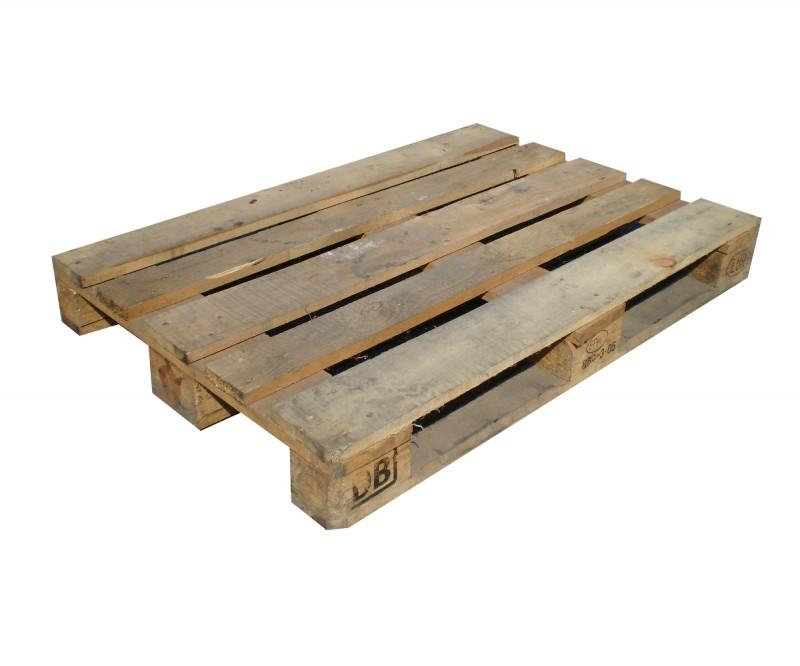 Nabízíme kvalitní dřevěné palety standardního formátu i atypické na míru.