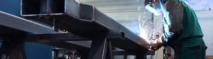 Robotické svařování je díky robotu IGM 477-S rychlejší, ekonomičtější a variabilnější.
