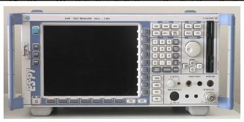 EMC měření