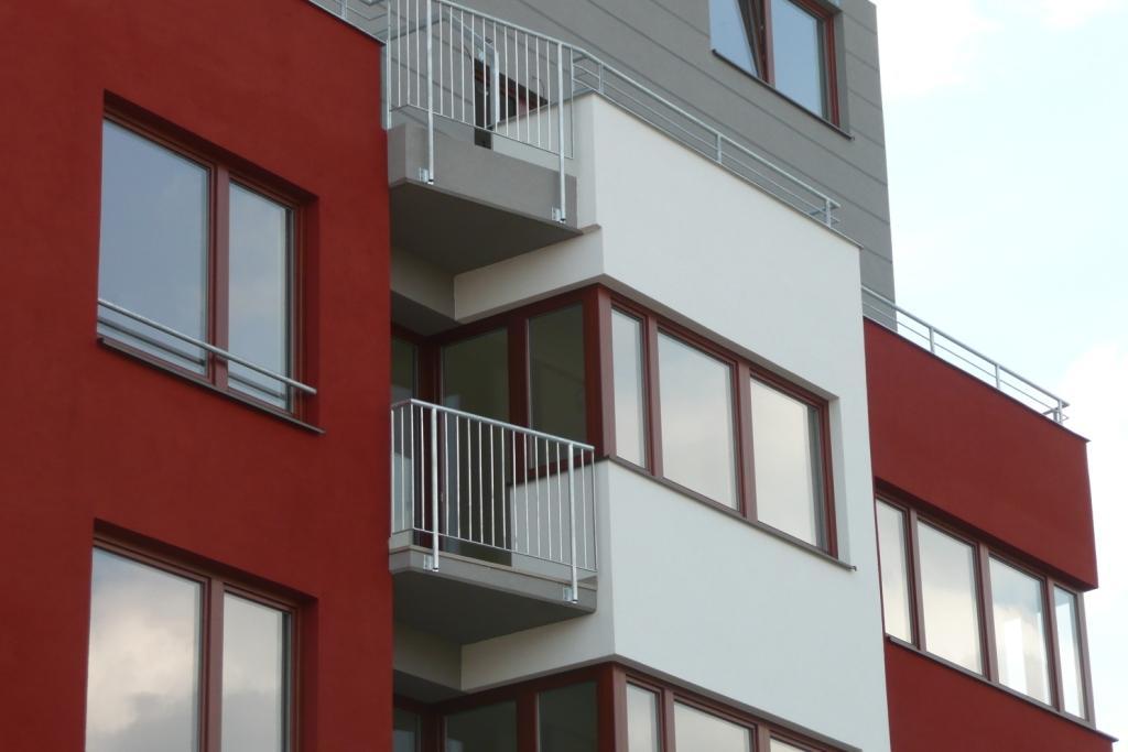 moderní dřevěná okna