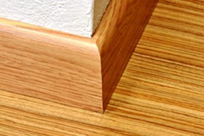 Podlahové lišty zakryjí neestetické přechody a zkrášlí vzhled vaší podlahy