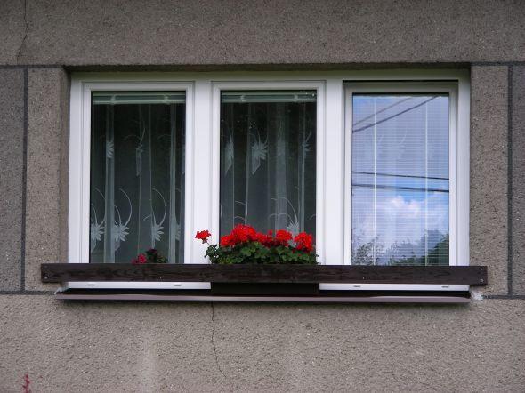 moderní plastová okna