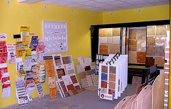 Stavebn� materi�l - od tepeln� izolace a� po zdic� materi�l a lepidla