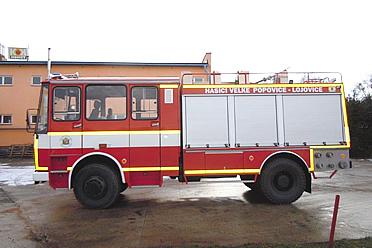 Požární technika KOMET Kolín – prodej i opravy hasicích přístrojů