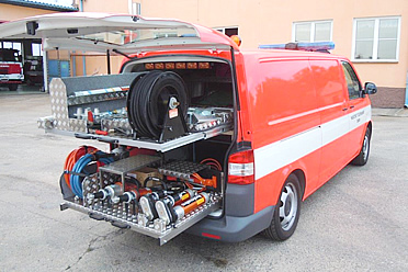 Prodej i opravy požární techniky