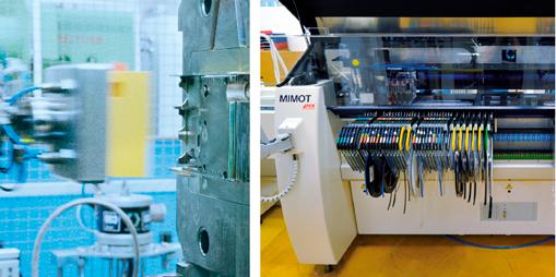SAUTER Automation dodává kvalitní OEM produkty na míru.