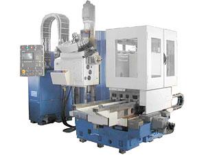 horizontální obráběcí centrum FQH 50 CNC