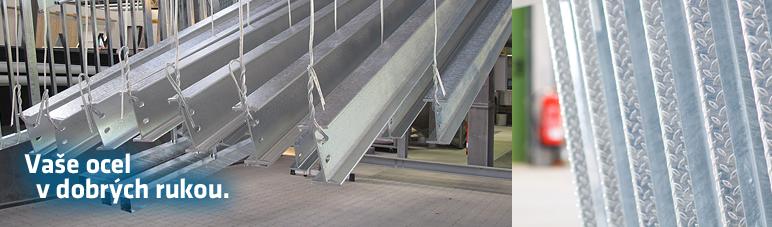 Nabízíme žárové zinkování pro nejrůznější typy výrobků.