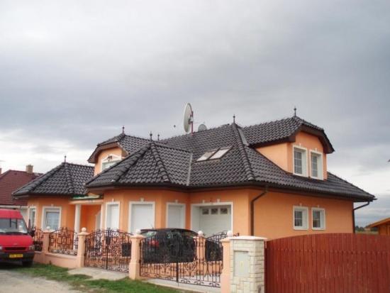 střecha - prejza