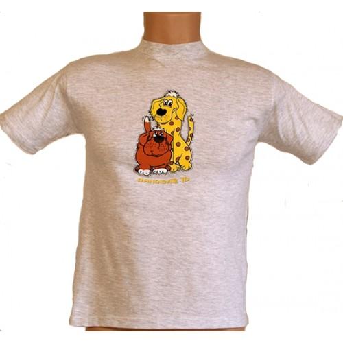 potisk triček a textilu