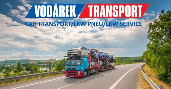 Přeprava osobních a užitkových vozidel v rámci celé EU i mimo ni