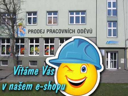 Pracovní oděvy a ochranné pomůcky pro Moravskoslezský kraj vyrábí firma Hydrospor.