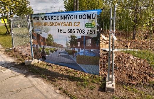 řadové domy, Ostrava