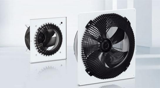 Kvalitní ventilátory pro chlazení a větrání od Mechatronic