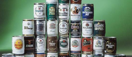 Pivní soudky na party