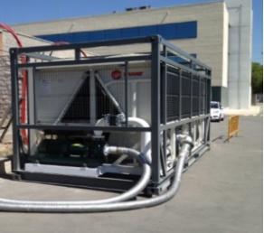 Vzduchotechnika, chlazení, klimatizace