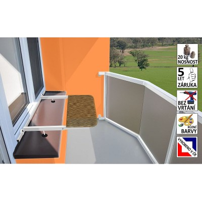 Okenn� su��ky a dal�� dopl�ky pro okna bez vrt�n� namontuje firma EVOokna