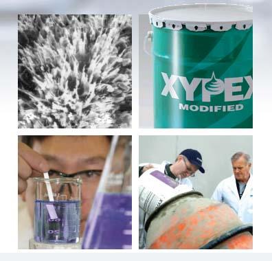 Spolehliv� izolace a hydroizolace spodn�ch staveb materi�ly XYPEX