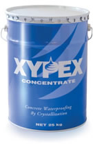 Nátěry XYPEX