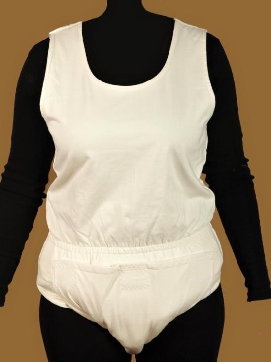 Vyberte si inkontinenční kalhotky, body i prostěradla pro pohodlnější život.