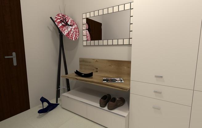 Eva Synková - návrhy interiérů