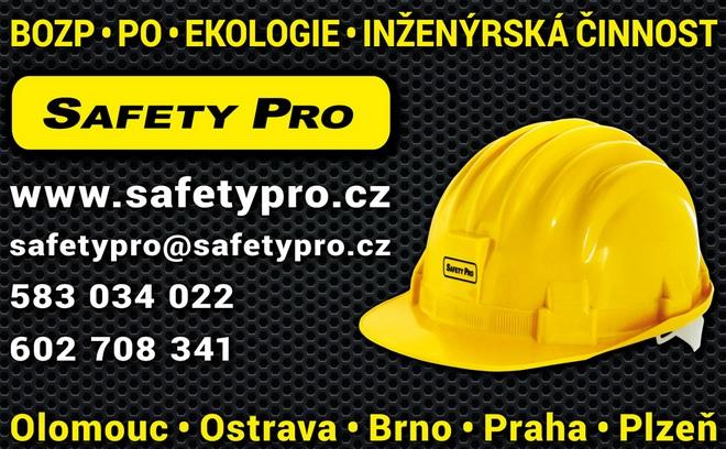 SAFETY PRO - bezpečnost práce, požární ochrana