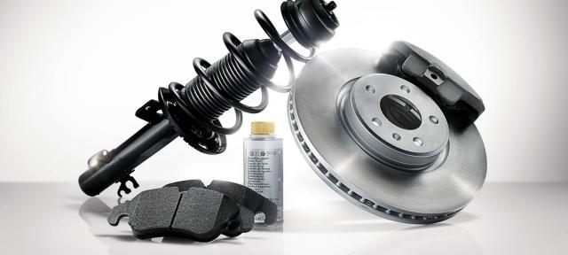 Originální náhradní díly pro vozy Volkswagen, Škoda a Audi nabízí EURO CAR Zlín.