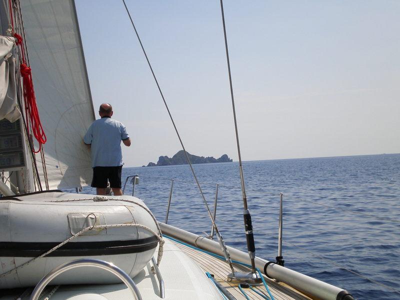 exotická dovolená na lodi