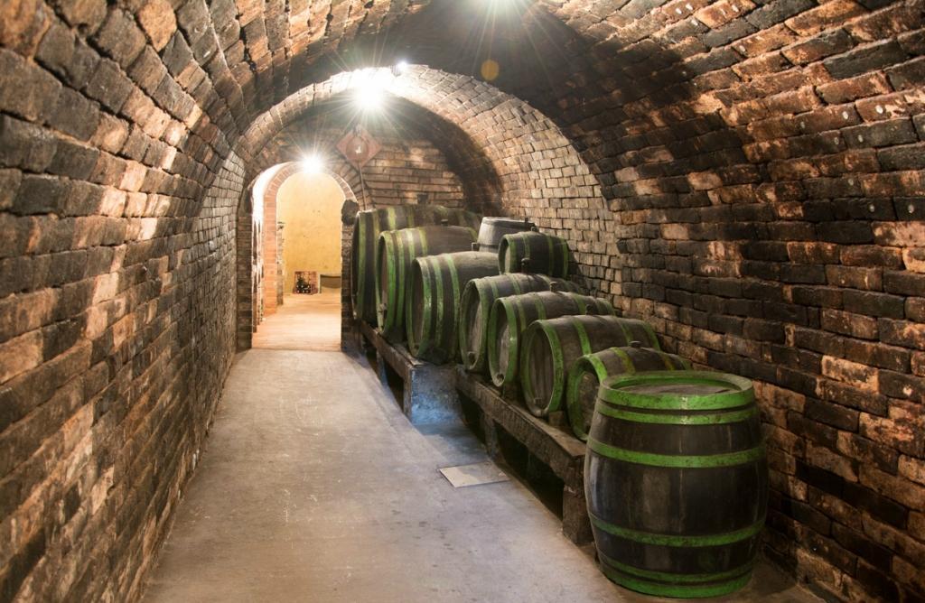 Vinn� sklep vina�stv� Baraque � tam, kde m� v�no osobnost