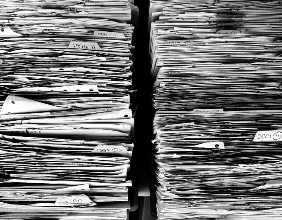 Vedení účetnictví přenechte odborníkům