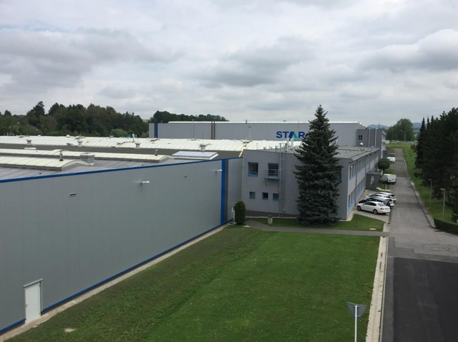 Primus slaví a otevírá nové výzkumné a vývojové středisko technologie pro prádelny