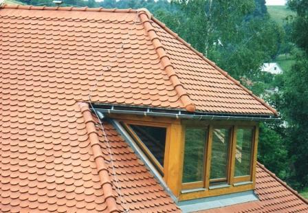 Střechy na klíč od firmy FRANKIE Zábřeh