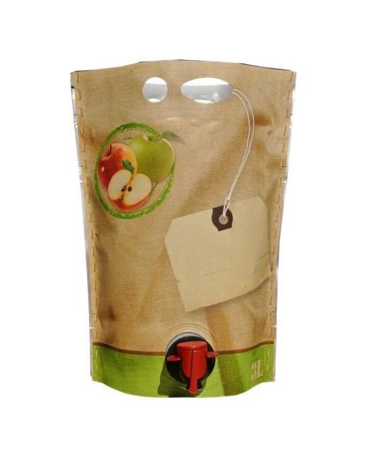 Odnosný vak Pouch-Up® 3 litry - mošt