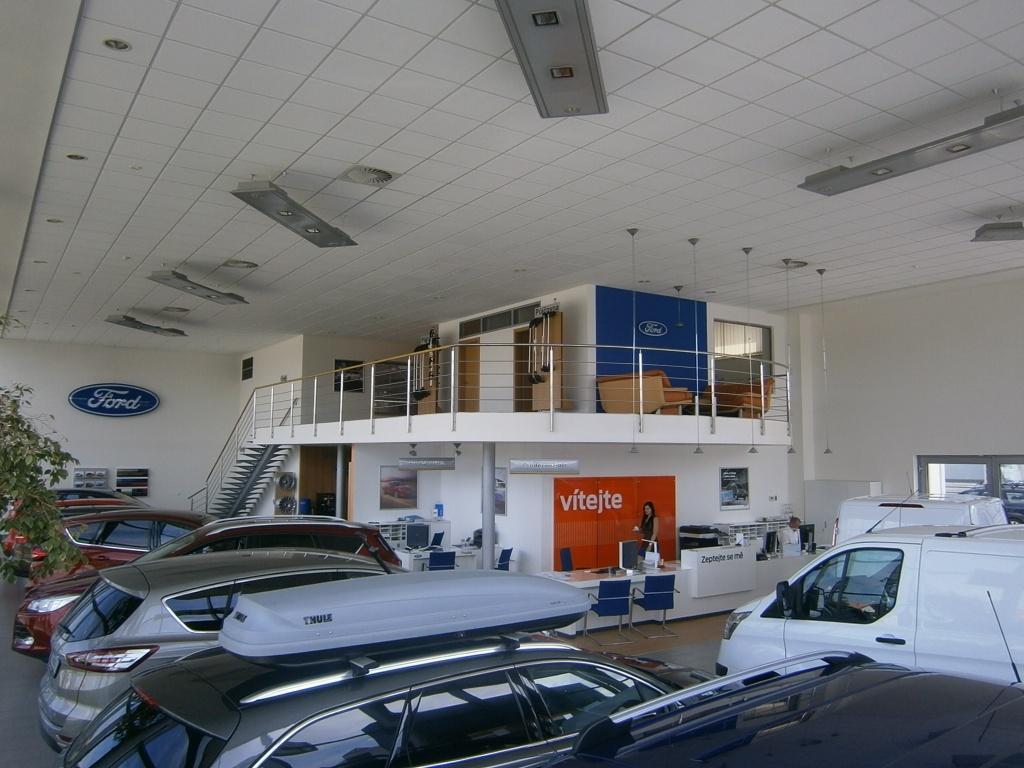Autorizovan� prodejce, servis a prodejce ND Ford Auto Viki a.s. je z�rukou Va�� spokojenosti.