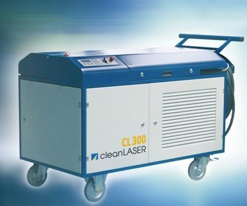 Dodávka zařízení pro laserové čištění kovů