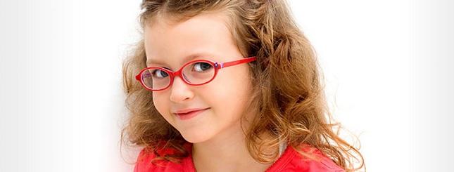 Brýlové obruby pro děti i dospělé