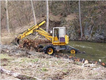 Úprava toků patří mezi důležitá protipovodňová opatření