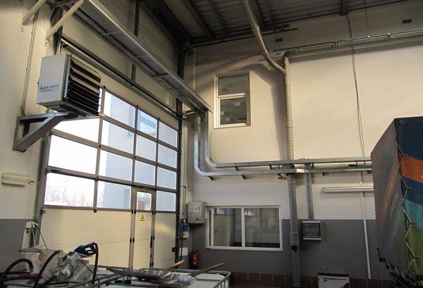 KVE-mont s.r.o. - revize elektroinstalace