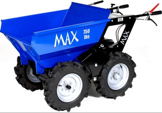 Motorové kolečko MAX-TRUCK