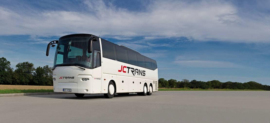 Dovezeme vás, kam budete potřebovat - na výlet, zájezd i služební cestu.