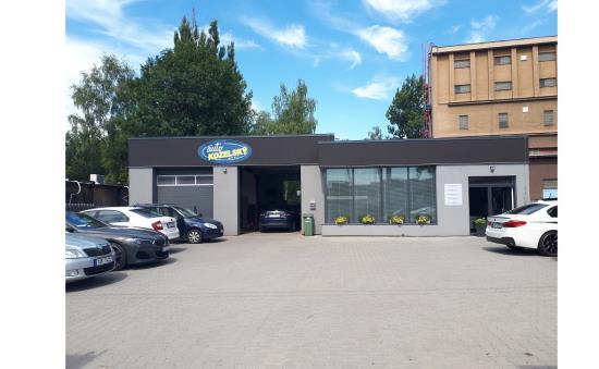 AUTO KOZELSK� Ostrava: autop�j�ovna, autoservis i pneuservis na jednom m�st�
