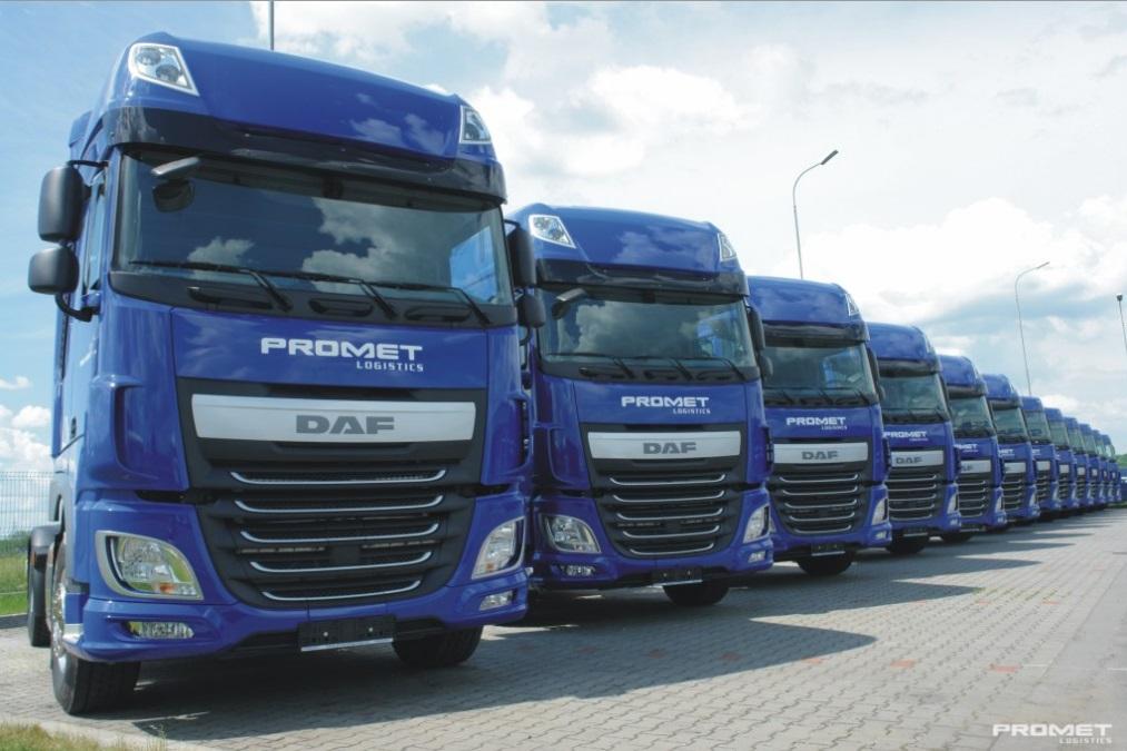 Silni�n� kamionov�, �elezni�n� nebo n�mo�n� doprava. Promet Logistics Ostrava roz�i�uje vozov� park!