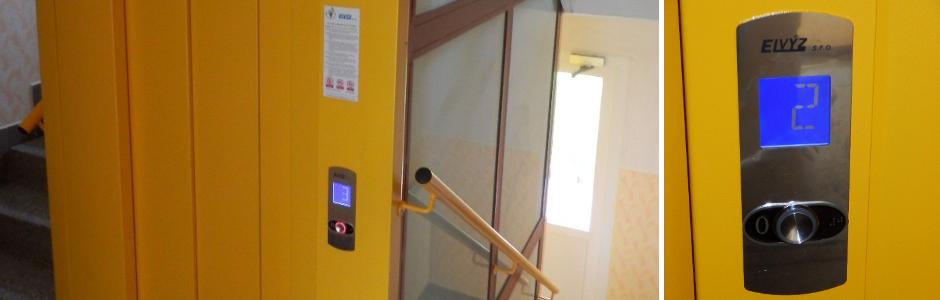 O revize, zkoušky a servis výtahů se postará ELVÝZ