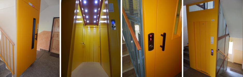 Pravidelné kontroly a prohlídky výtahů zajistí jejich bezpečný provoz.