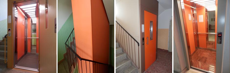 Nechte si zkontrolovat výtahy ve své nemovitosti. Revize i servis výtahů provádí ELVÝZ.