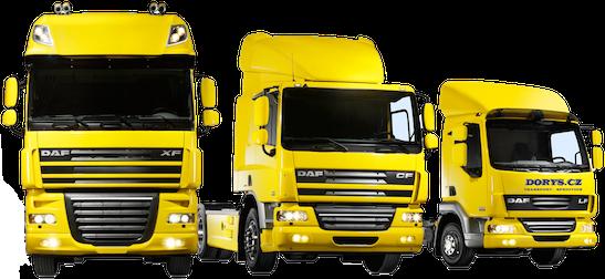 Spolehlivá kamionová doprava do Anglie pro vaše zboží
