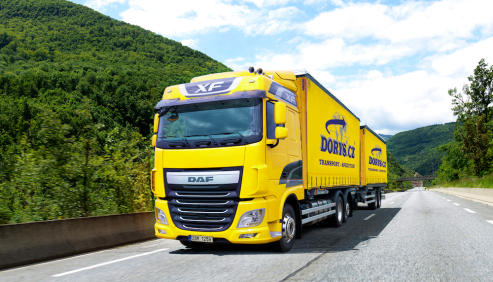 Kamionová autodoprava DORYS